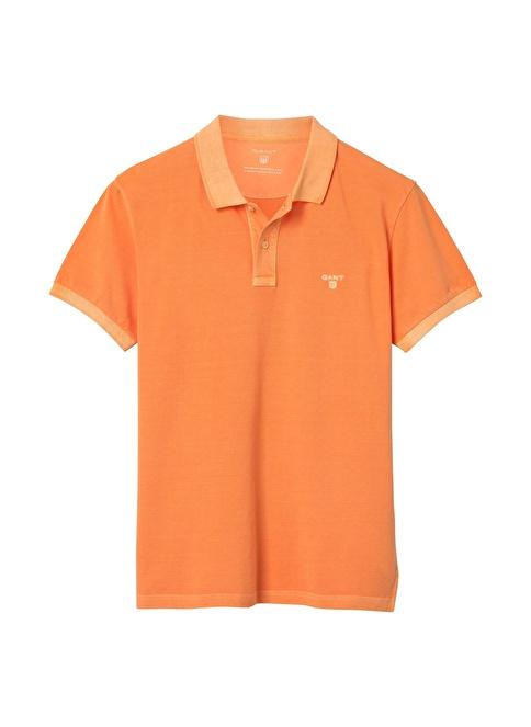 Gant Polo YakaTişört Oranj